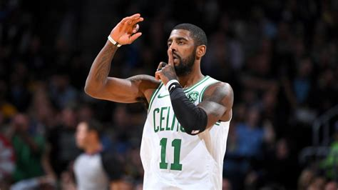 Kyrie Irving to miss game with shoulder injury   NBA