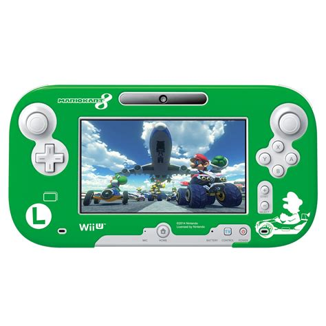 Complementary Wii U accessories to buy along with Mario
