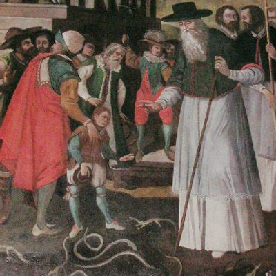 The Staff, the Snake and the Shamrock: St Patrick in Art