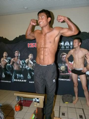 Muay Thai Boxing: Buakaw's existing contract with Thai