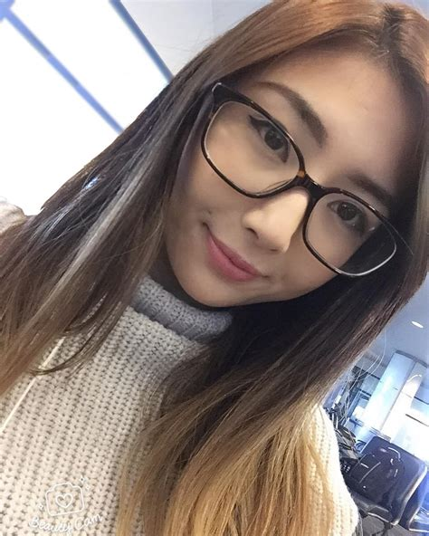 Asian Girls With Glasses