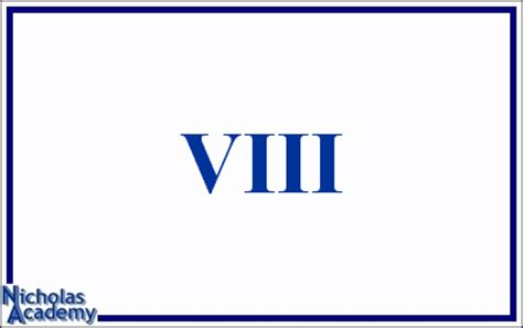 Roman Numeral Flash Cards 1 to 9