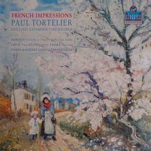 Paul Tortelier / English Chamber Orchestra / Debussy