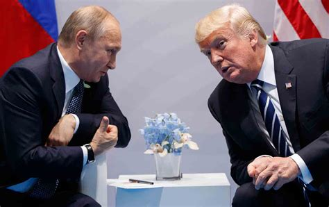 Donald Trump's Proposal to Partner With Putin on