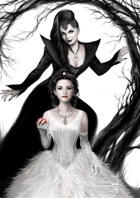 Once Upon a Time: Snow White - Once Upon A Time Fan Art