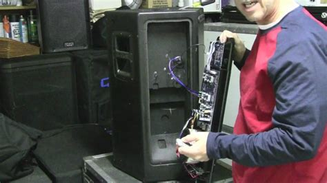 QSC HPR 122i - whats inside, a detailed look Part 2