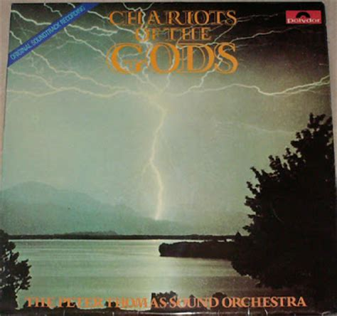 """WEIRDWARD HO !: SOUND AND VISION - """"Chariots Of The Gods"""