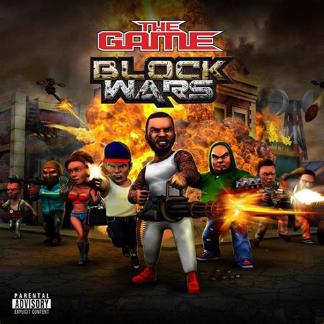 Stream The Game's 'Block Wars' Soundtrack | Rap-Up