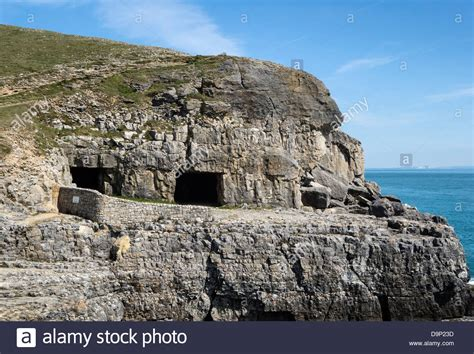 Tilly Whim Caves, Durlston Country Park, Isle of Purbeck
