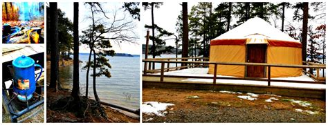 Yurts of The Natural State - Only In Arkansas