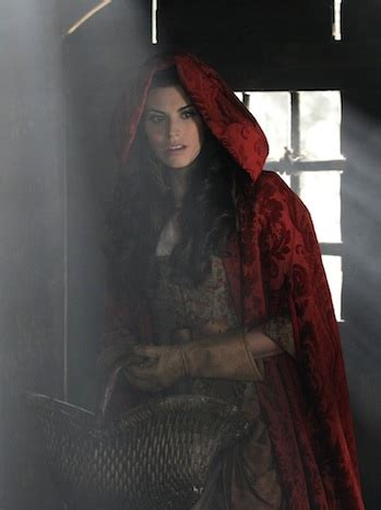 'Once Upon a Time's' Meghan Ory Talks Red Riding Hood's