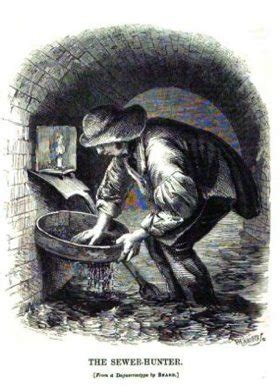 Sewer hunters of Victorian London / Boing Boing