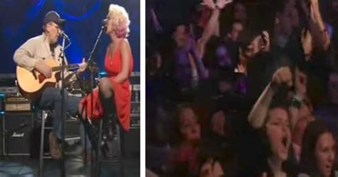 Pink Invites Her Dad Onstage For 1st Ever Performance