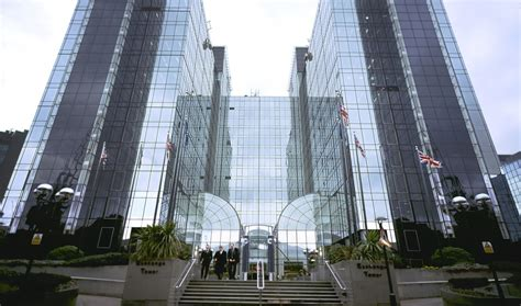 Offices To Rent Exchange Tower, London E14 | Workplace Company