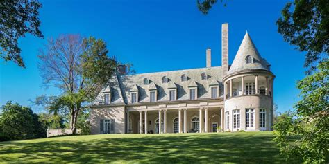 Great Gatsby House For Sale for $17 Million - Inside