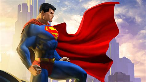 Superman DC Universe Online Wallpapers   HD Wallpapers