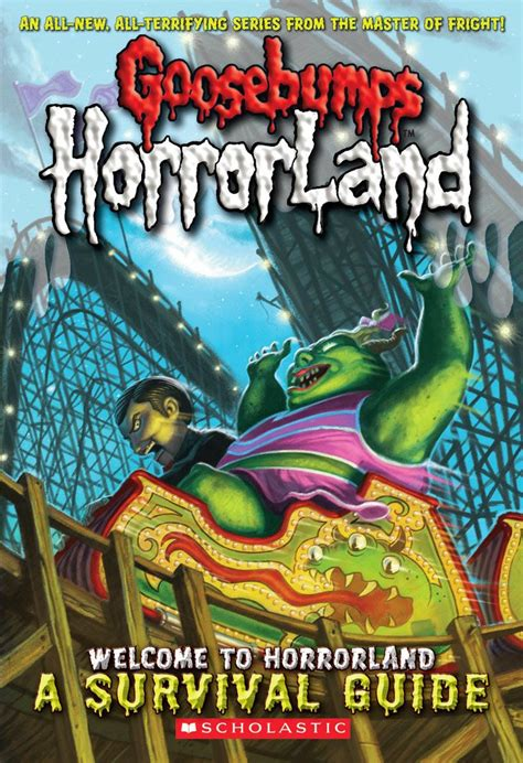 Welcome to HorrorLand: A Survival Guide   Goosebumps Wiki