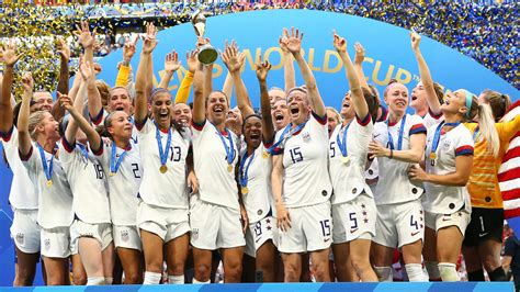 Women's World Cup 2019: Where does this USWNT rank among