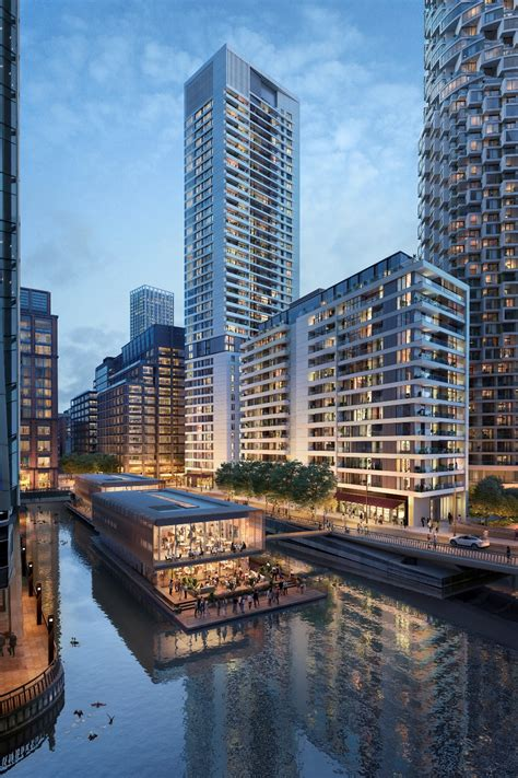 10 Park Drive – Canary Wharf Group Residential